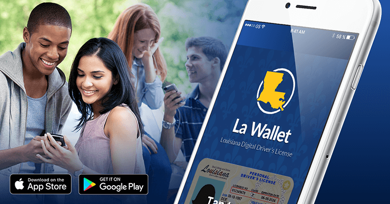 Photo for LA Wallet is Leading the Nation in Digital Identification