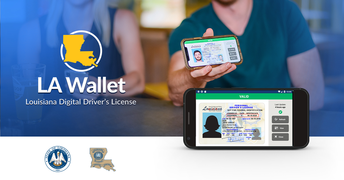 Photo for From the Governor's Office: ATC Approves LA Wallet for Retail Use